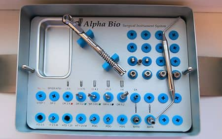 AlphaBio Implant Surgical Kit